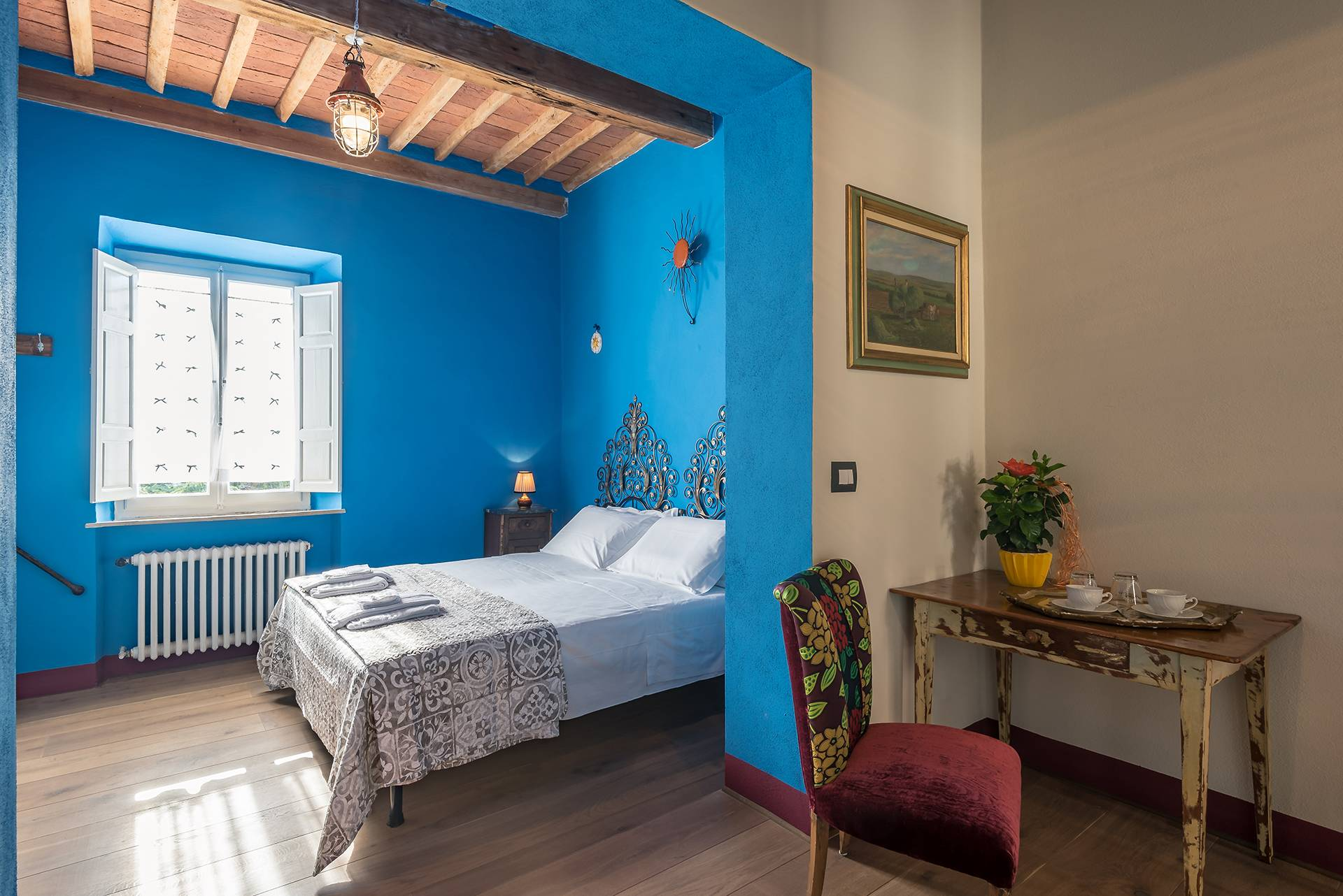 Camera Montecristo - Bed & Breakfast CivicoUno Campiglia