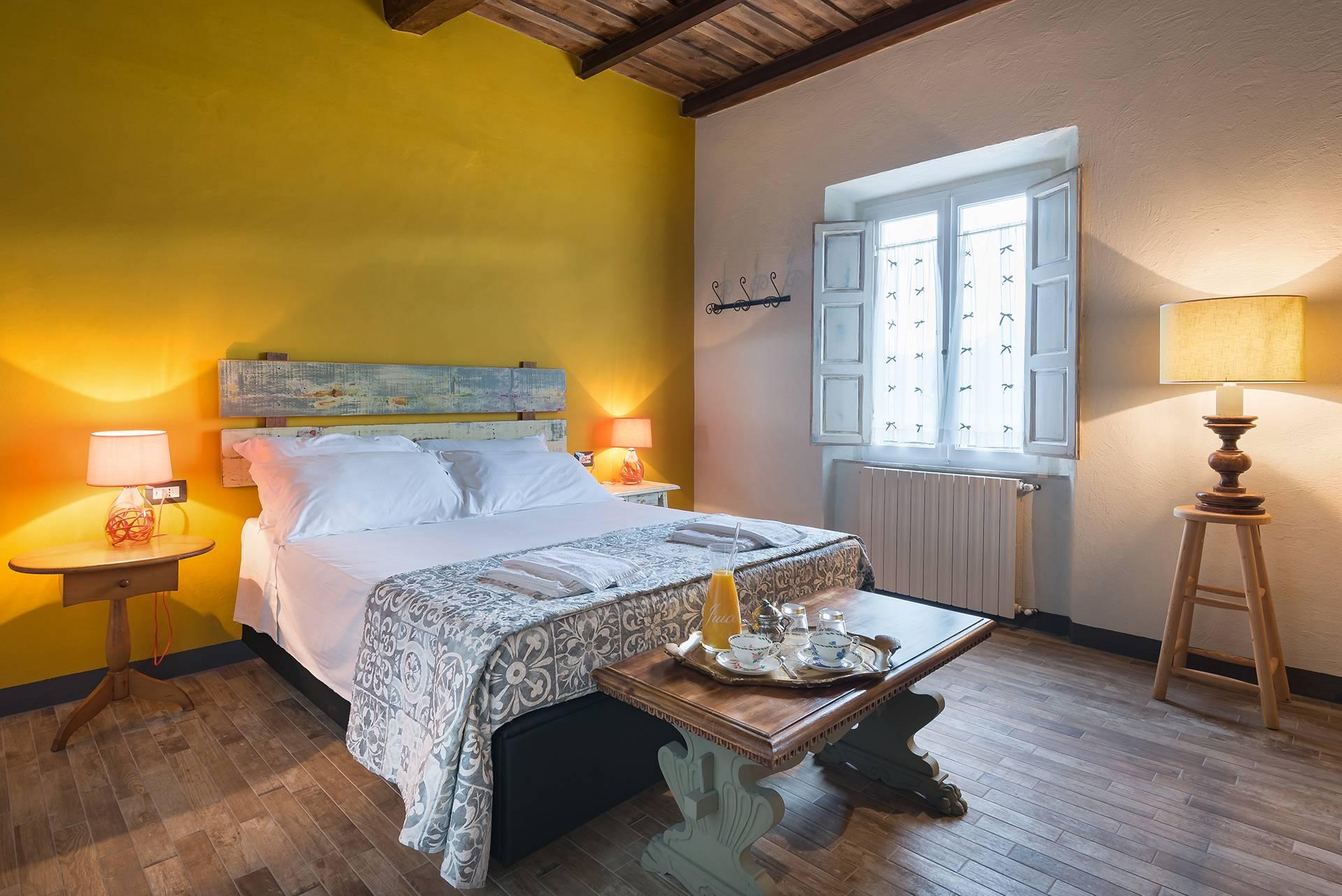 Camera Elba - Bed & Breakfast CivicoUno Campiglia